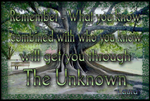 The Unknown by Momma--G