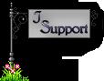 Journal Divider Sign-I Support