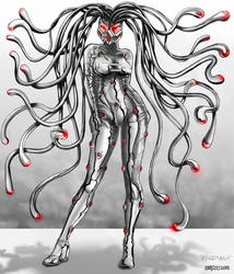 Quisling - Medusa by SigurdsGuide