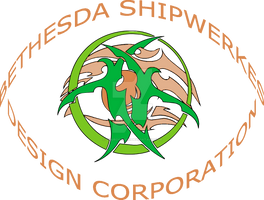 Bethesda Shipwerkes Design Corporation Logo