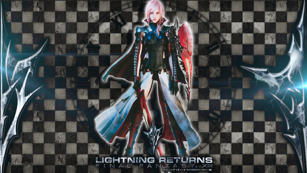 Lightning Returns: Final Fantasy XIII by MirusDark