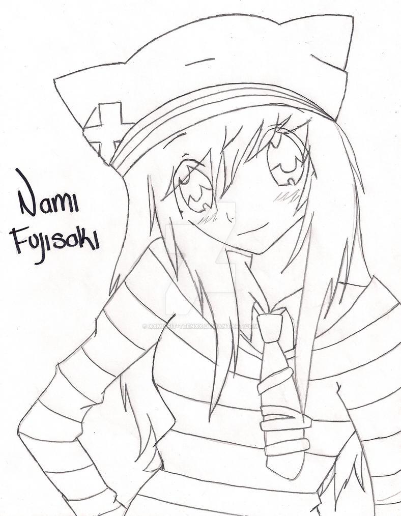 Nami Fujisaki by xXMisfit-TeenXx