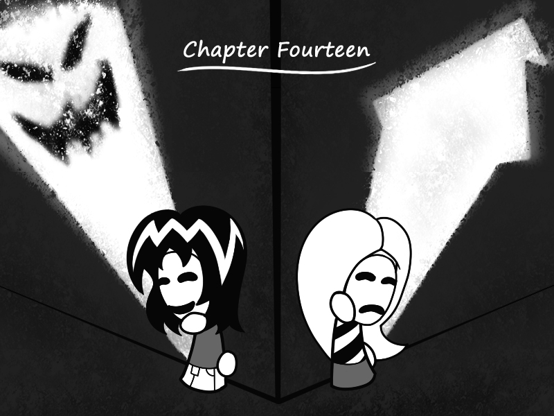 CB: Chapter Fourteen Cover by KitKatMuffin