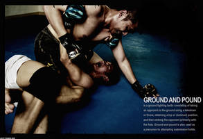 MMA by kakutogi