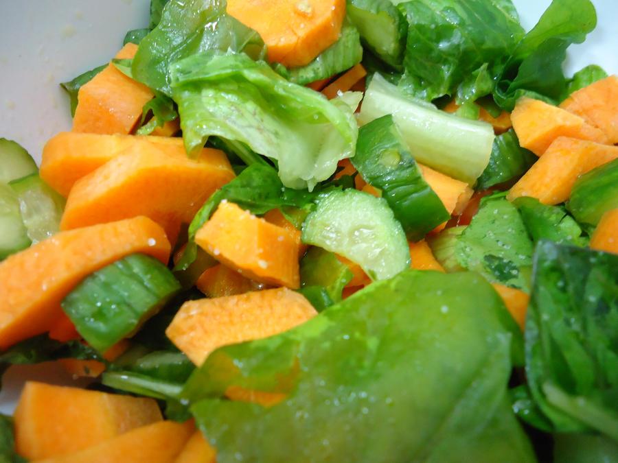 nice salad by choco-lata