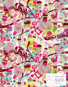 SPFW08 - Toy Monsta Pattern