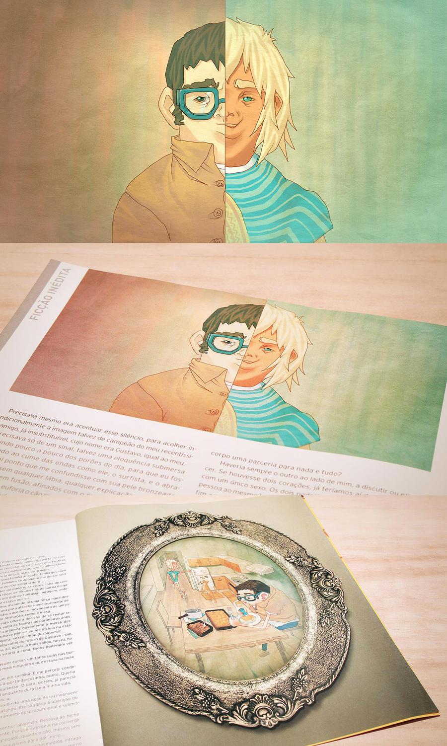 Bravo magazine - part 2 by dchan