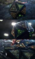 3D steampunk magic thingy