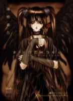 Haunted Love Angel by dchan