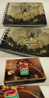 Cavalera Collection BOOKS by dchan