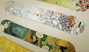 Salomon Snowboard project 2006 by dchan