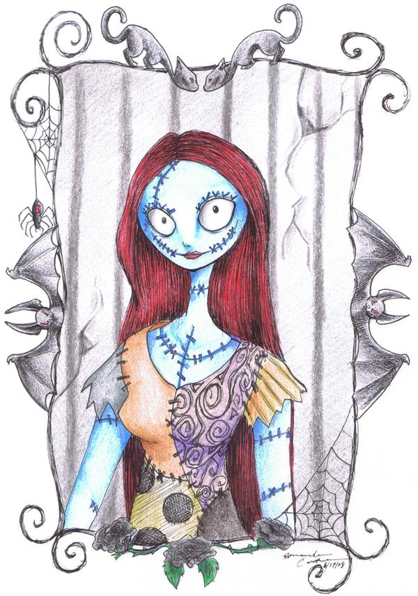 Sally- Nightmare Befor...
