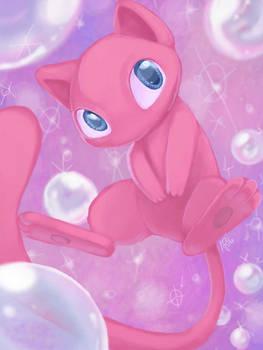 Mew Bubbles