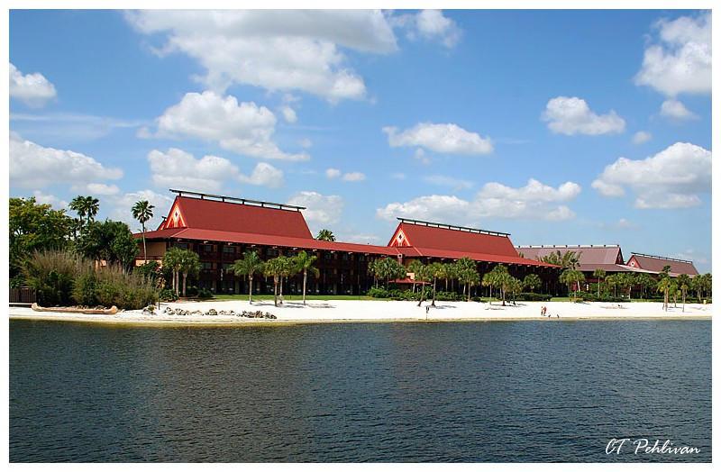 Disney's Polynesian Resort by CTP