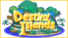 Destiny Islands World Stamp by AttamaRyuuken