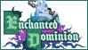 Enchanted Dominion World Stamp by AttamaRyuuken