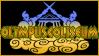 Olympus Coliseum World Stamp by AttamaRyuuken