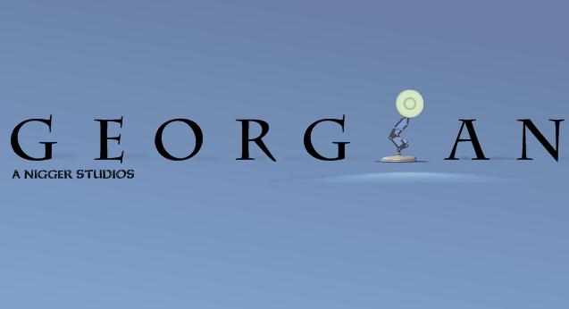 pixar logo font. pixar logo customized by