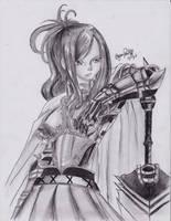Erza Scarlet by crazyname15