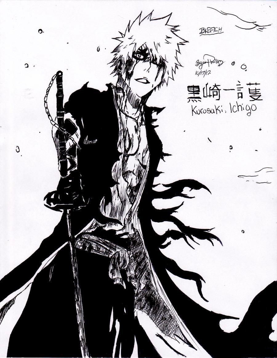 Bleach Chapter  Ichigo Kurosaki By Crazyname
