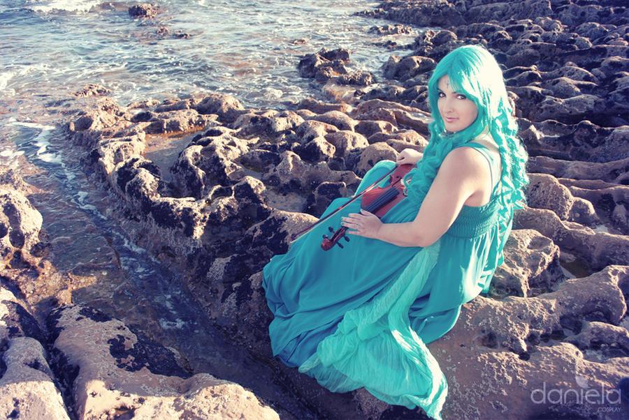 Princess Neptune by DarkIceLady