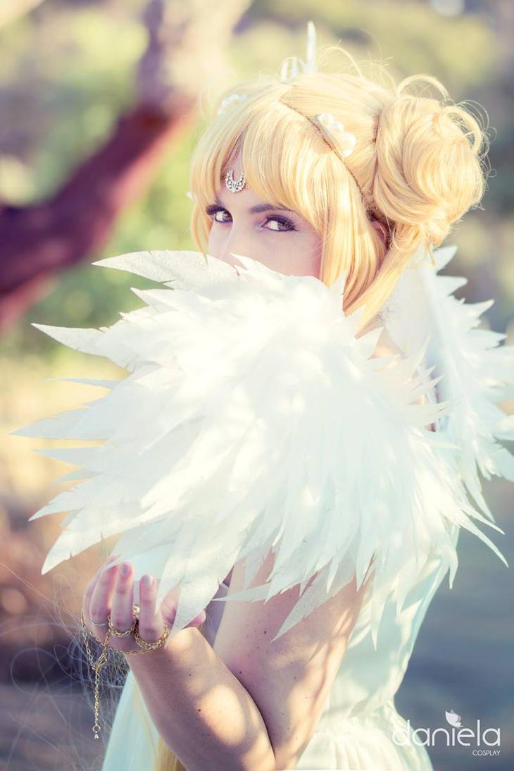 Princess Serenity by DarkIceLady