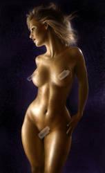 Nude Study 01