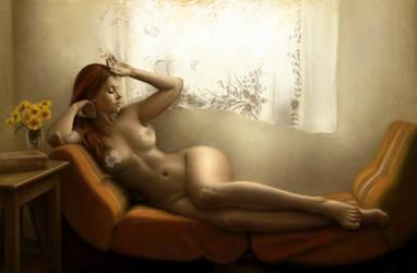 Nude Study 02