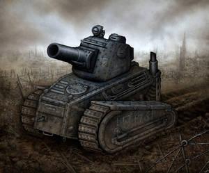 Tank Design - Background Version