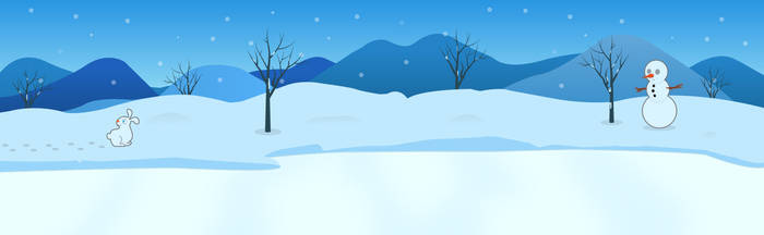 Winter theme by Bendsen