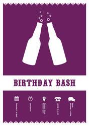 Birthday Bash by Bendsen