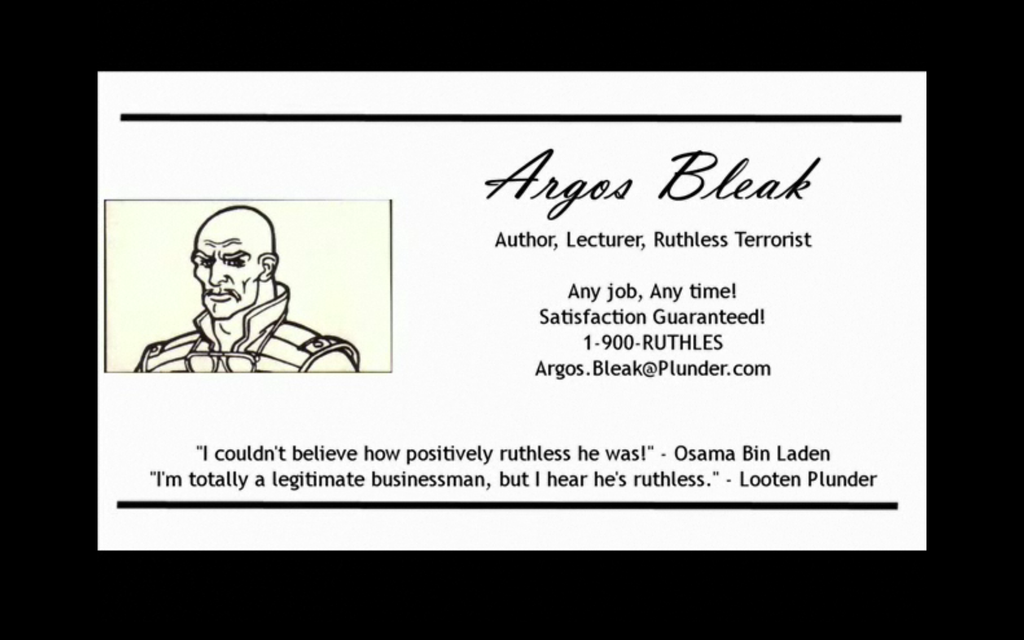 Argos-Bleak's Profile Picture