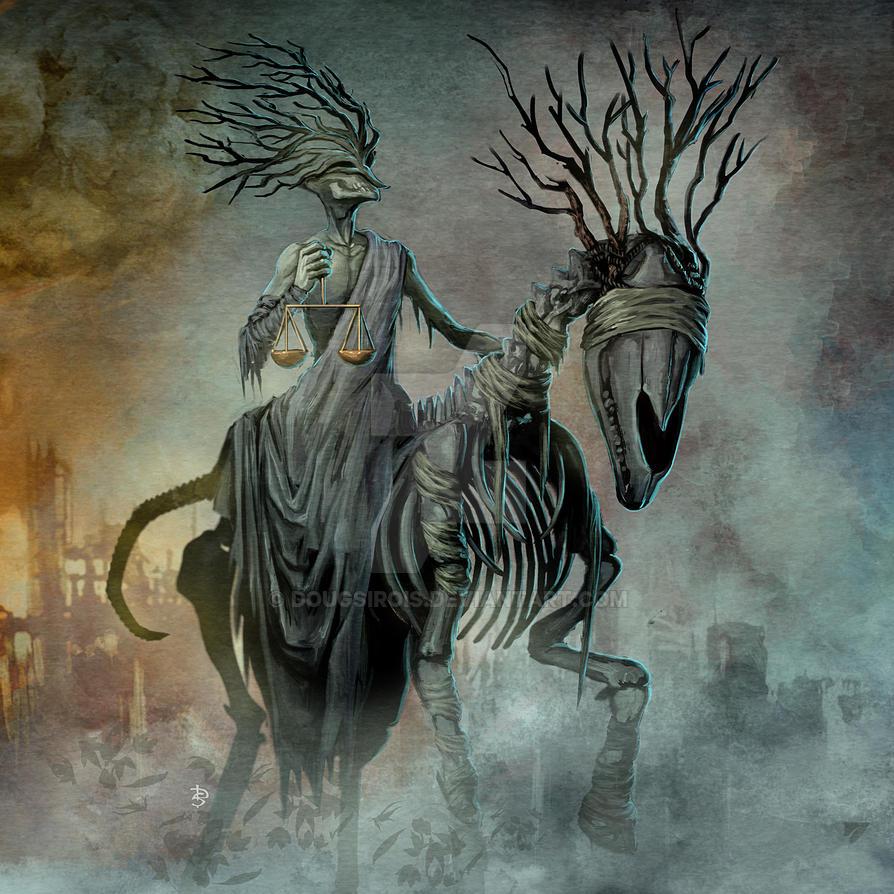 Famine by DougSirois