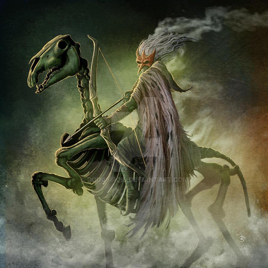 Pestilence by DougSirois