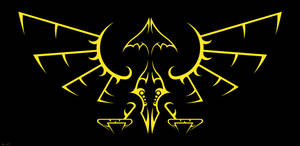 Tribal Hylian Symbol