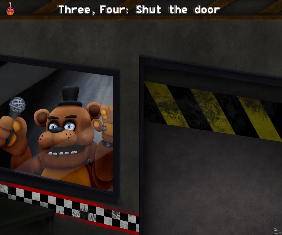 Low Price 3 4 Shut the Door Canvas Art Pre Black Friday