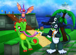 Helping Hands for Yooka-Laylee