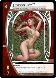 Poison Ivy by icejaw19