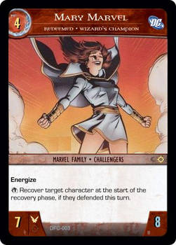 Mary Marvel, redeemed