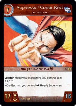 Superman, DFC