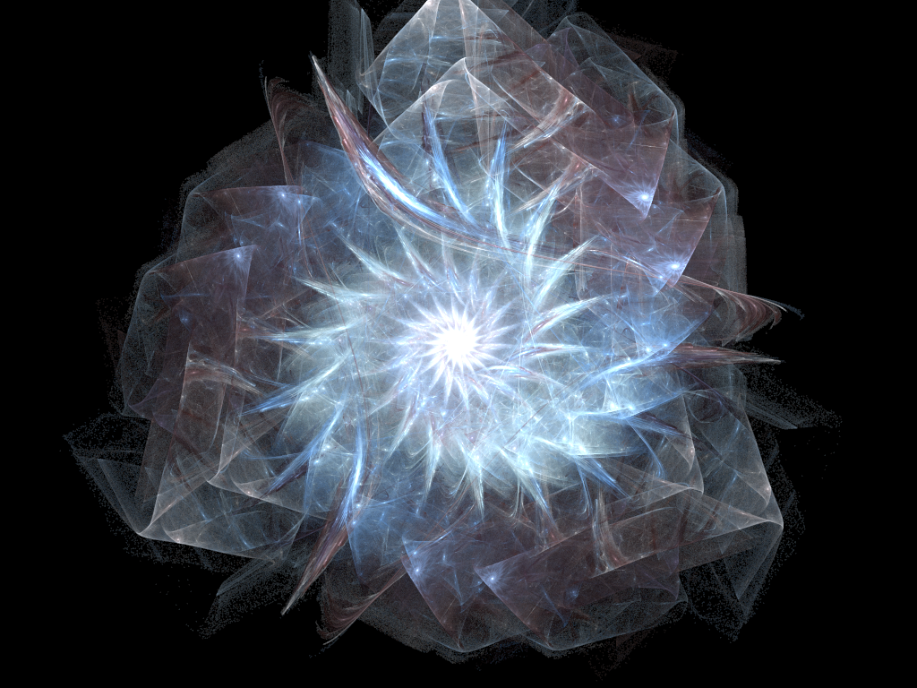 Apophysis: Warp IV by FractalMBrown