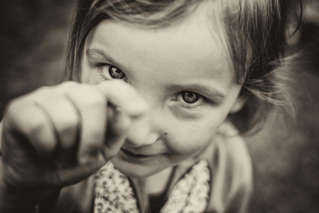 Feminine curiosity by gosiaa93