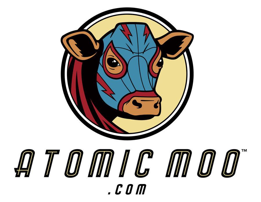 Atomic Moo Logo by AtomicMoo