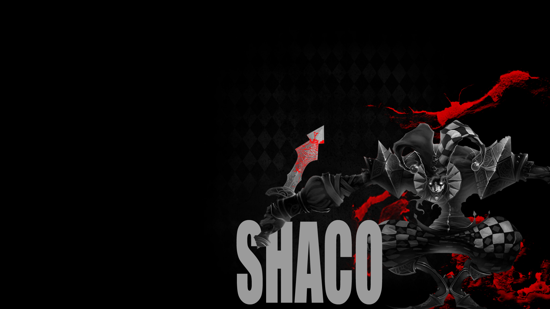 Shaco wallpaper 1920x1080 can customize by xonsole on deviantart shaco wallpaper 1920x1080 can customize by xonsole voltagebd Gallery