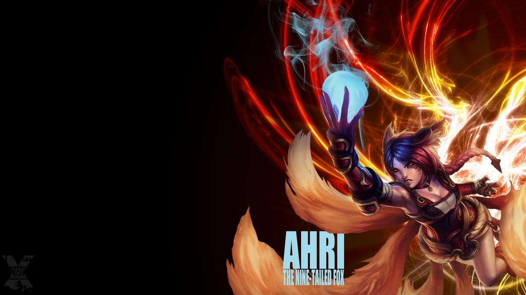 Foxfire Ahri Wallpaper Hd - suggest keyword