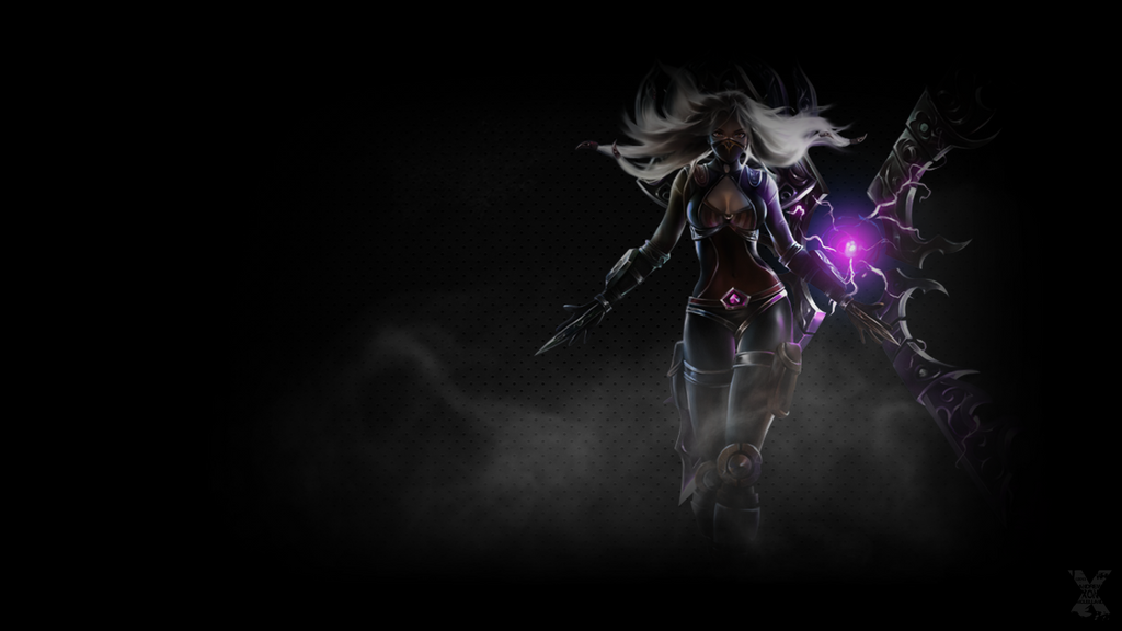 nightblade irelia wallpaper hd