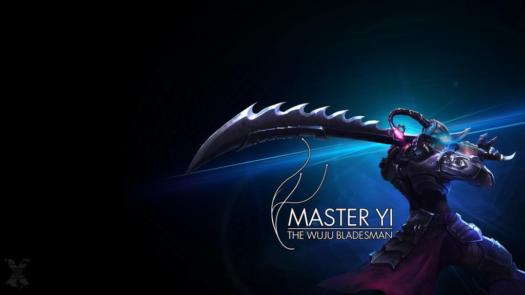 Master Yi 1920x1080 By XONSOLE