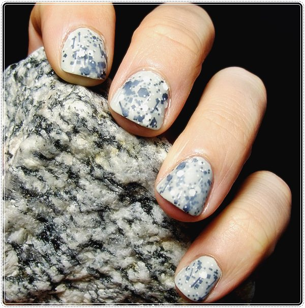 Gray-camouflage-nail-art by AbyFine ... - Gray-camouflage-nail-art By AbyFine On DeviantArt