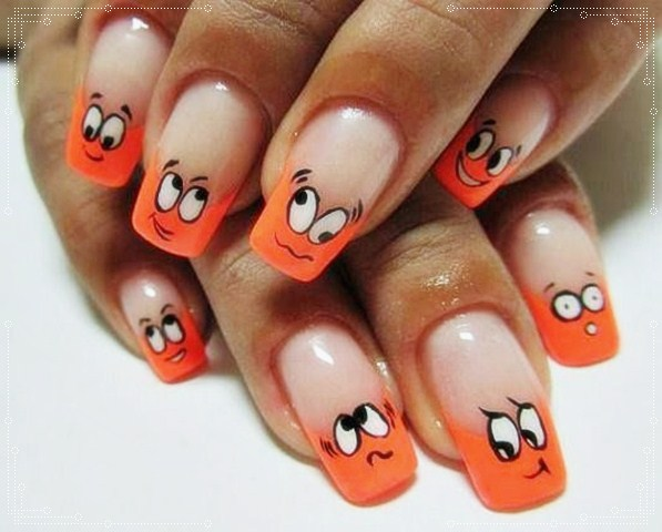 Funny-nail-art-designs-07 by AbyFine ... - Funny-nail-art-designs-07 By AbyFine On DeviantArt