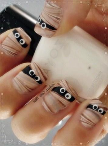 Funny Nail Art Designs 14 By Abyfine On Deviantart